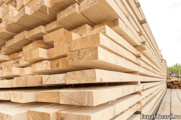 Пиломатериалы (lumber, boards)